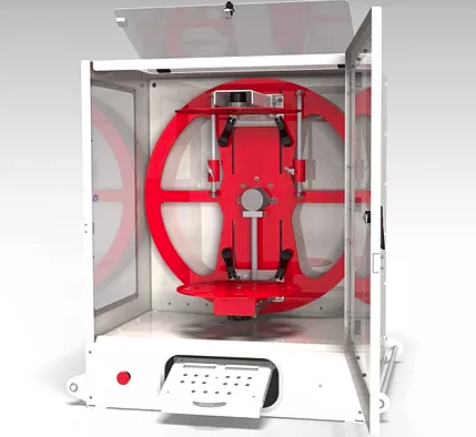 EVU2 mala maszyna rotacyjna