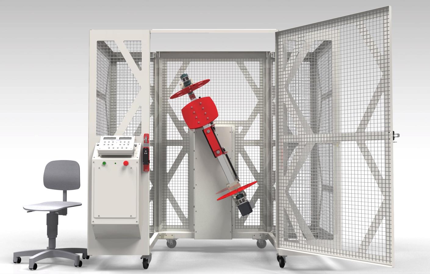 EVC maszyna rotacyjna